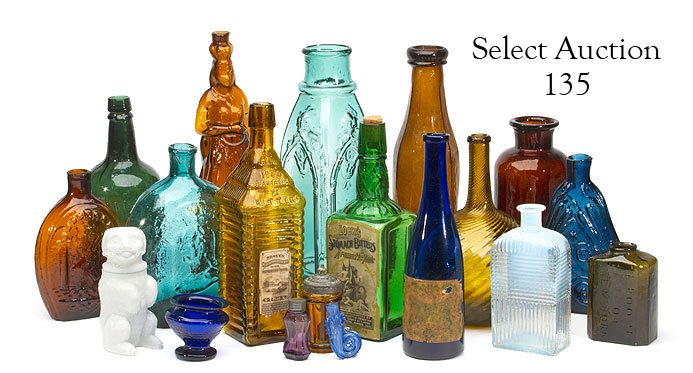 Select Auction 135 - Spring 2016