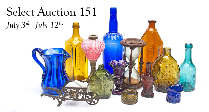 Select Auction 151 - July 3-12, 2017