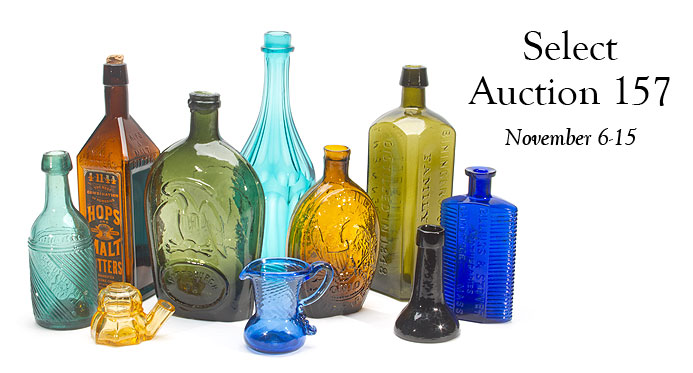 Select Auction 157 - November 6-15, 2017