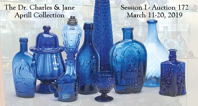 The Aprill Collection Auction 172 - March 11-20, 2019