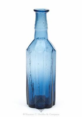 """""""Wells / Miller / & / Provost"""" Fancy Peppersauce Bottle, Z pg. 429, #5"""