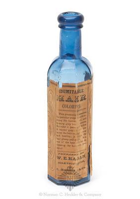 """""""C. Heimstreet & Co, / Troy N.Y."""" Medicine Bottle, AAM pg. 229"""