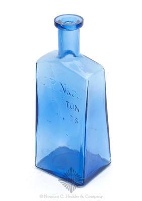 """J.R.N & Co / Boston / Mass"" Medicine Bottle"