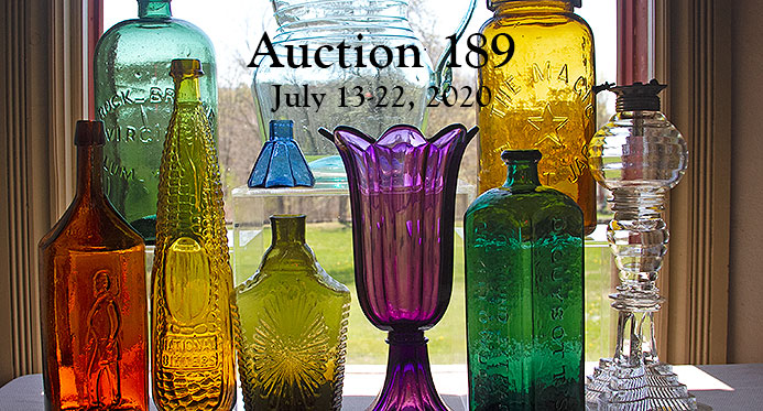 Select Auction 189 - July 13-22, 2020