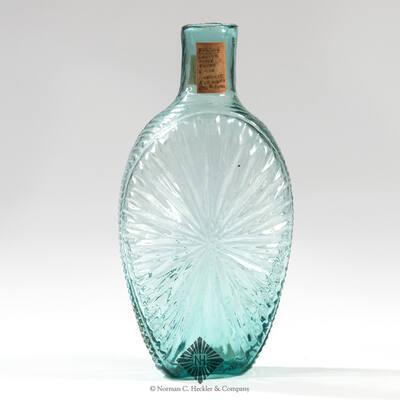 Sunburst Flask, GVIII-27