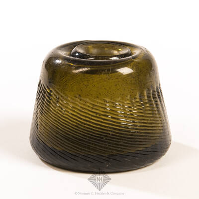 Pitkin Type Inkwell, Similar form to C # 1137
