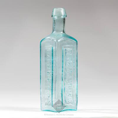 """ Philotokonor / Female's Friend / Seymour & Allen / Hartford Conn "" Medicine Bottle, Unlisted"