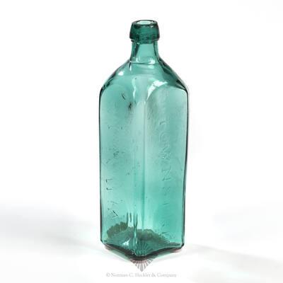 """ Dr. Townsend's / Sarsaparilla / Albany N Y "" Medicine Bottle, AAM pg. 523"