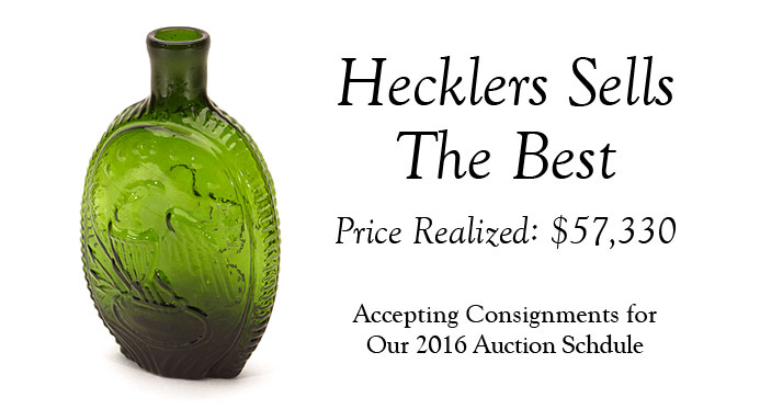 Accepting Consignments for Our 2016 Auction Schedule